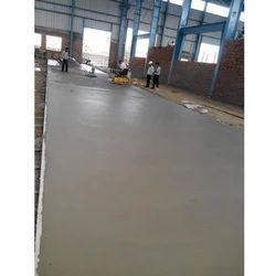Flat Concrete Flooring Service