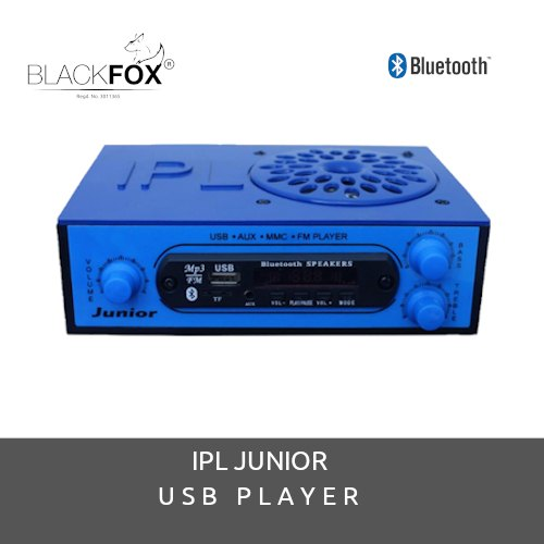 Blackfox IPL JUNIOR USB Player
