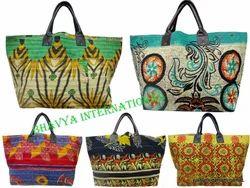 Vintage Kantha Bag 516