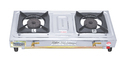 Biogas Stove Double Burner Butterfly Super Deluxe