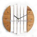 Modern Design Decorative Wooden Wall Clock