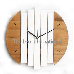 Wooden Wall Clock in Moradabad Uttar Pradesh Lakdi Ki Diwar Ghadi