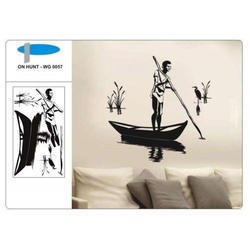 On Hunt Wall Decal