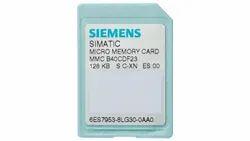 Siemens Simatic S7, Micro Memory Card  64 KByte, 6ES79538LF310AA0