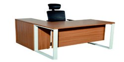 L Shape Cabin Table