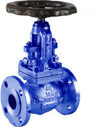 Gurukrupa Engineers Flanged End Cast Iron Globe Valve, Size: 25 to 200 mm