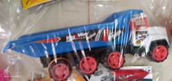 Green Powder Toy Truck, Packaging Type: Box, Grade Standard: Food Grade
