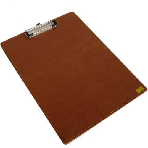 wood brown exam clipboard board size a4 rs 17 piece id