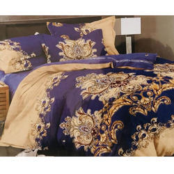 3D Design Double Bed Sheets