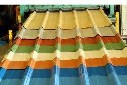 Zinc Coated Metal Roofing Sheet