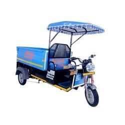 Electric Cargo E Rickshaw Loader