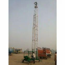 Aluminum Tiltable HD Tower Ladder