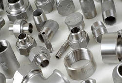 Stainless Steel 321 Forged Pipe Fittings