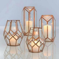 Copper Scala Lantern