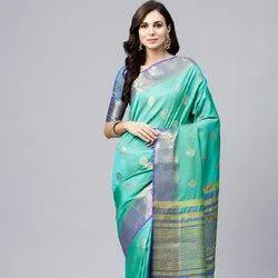Silk Woven Saree