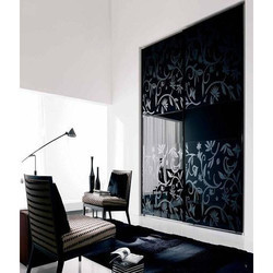 Commercial Lacquered Glass