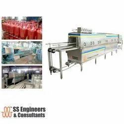Atex Cylinder Washer Machine