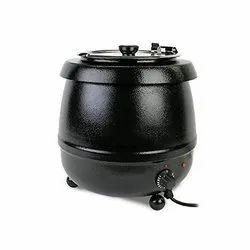 400 W Electric Soup Kettle, Capacity: 10 L