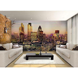 Living Room Wallpapers In Indore ल व ग र म