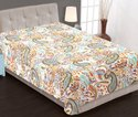 Paisley Hippe Twin Indian Homemade Kantha Quilts