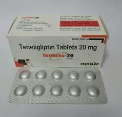 Teniligliptine 20 MG TABLET