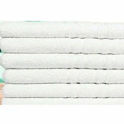 Cotton Plain Terry Bath Towel