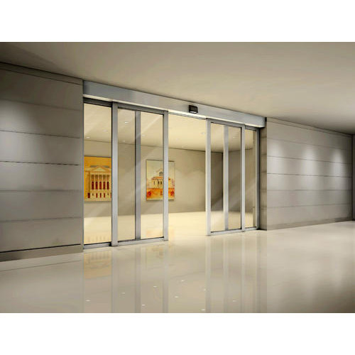 Automatic Sliding Glass Doors: Dorma Automatic Sliding Door, Designer Door