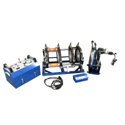 HDPE Pipe Butt Fusion Welding Machine 250mm