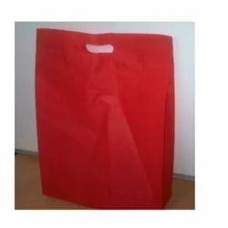 Plain D Cut Box type Non Woven Bag