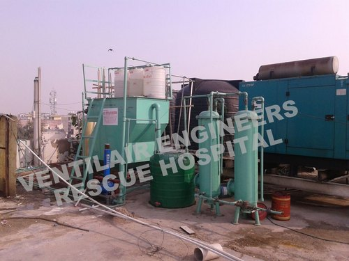Pharmaceutical Effluent Water Treatment Plant