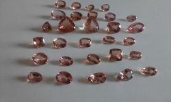Morganite Cut Stone