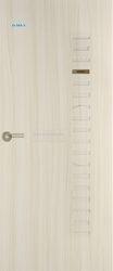 ABS White Color Plain  Door KSD510