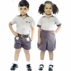 Summer Kids Polyester School Uniforms, Size: S-XXL, Packaging Type: Packet