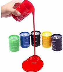 Borax Sanchi Creation Elite Barrel O Slime Toy Multicolor Putty Toy, Child Age Group: 30