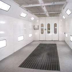 Auto Car Paint Spray Booth
