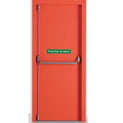 Industrial Fire Resistance Door