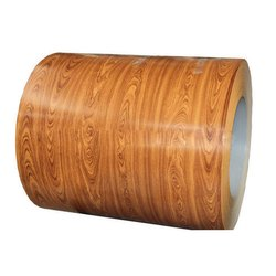 Wooden PPGI Coils