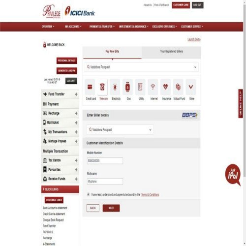 Icici bank forex transfer forex citifx