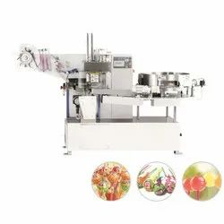 Automatic Ball Lollipop Twist Packaging Machine