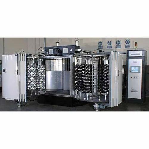 Automatic Vacuum Metalizing Plant, 30000 Per Day, 20 Kw