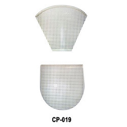 Perforated Chair Seat Back