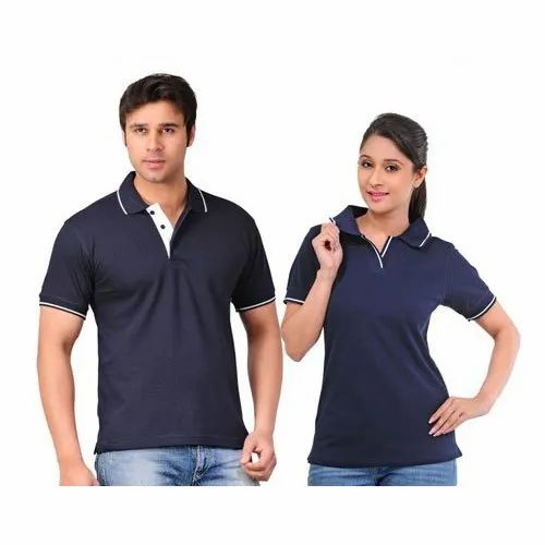 Unisex Cotton Half Sleeve Promotional T-Shirt, Packaging Type: Packet