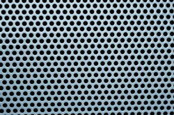 MS Perforated Chairs Sheet