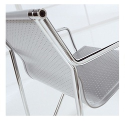 Visitor Chair Perforated Sheet