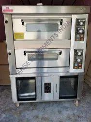 Berjaya Double Deck Electric Baking Oven 8 Pans Proofer - BJY-2B 8PF-G