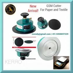 Fabric Gsm Testing And Cutter