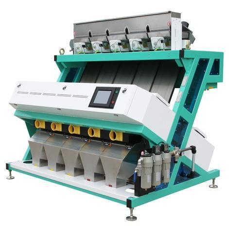 Color Sorter Machine, Capacity: 4 Ton