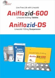 Powder Linezolid 100mg Suspension, For Commerical
