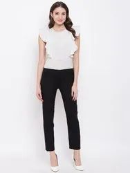 Regular Cotton Trouser