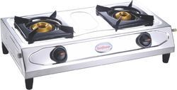 SUNFLOWER Millinium Two Burner Steel Stove